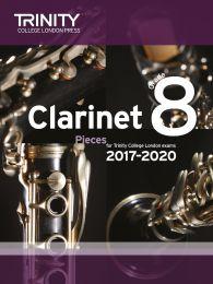 Clarinet Grade 8 (2017-2020)