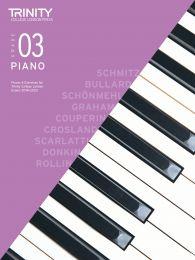 Piano Grade 3 (2018-2020)
