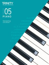 Piano Grade 5 (2018-2020)