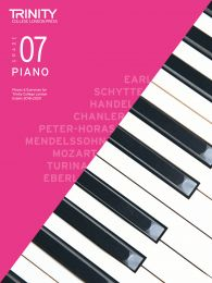 Piano Grade 7 (2018-2020)
