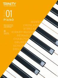 Piano Grade 1 (Book & CD) (2018-2020)