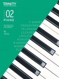 Piano Grade 2 (Book & CD) (2018-2020)