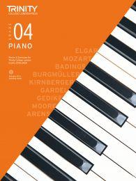 Piano Grade 4 (Book & CD) (2018-2020)