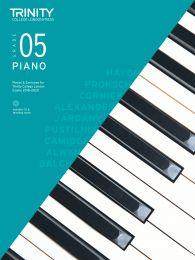 Piano Grade 5 (Book & CD) (2018-2020)