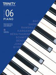 Piano Grade 6 (Book & CD) (2018-2020)