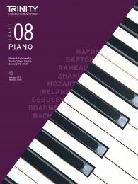 Piano Grade 8 (Book & CD) (2018-2020)