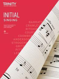 Singing Initial (Book & CD) (2018-2021)