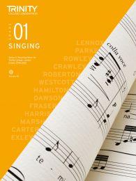 Singing Grade 1 (Book & CD) (2018-2021)