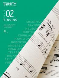 Singing Grade 2 (Book & CD) (2018-2021)