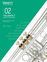 Trumpet, Cornet & Flugelhorn Grade 2 (2019-2022)
