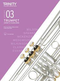 Trumpet, Cornet & Flugelhorn Grade 3 (2019-2022)