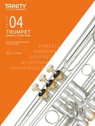 Trumpet, Cornet & Flugelhorn Grade 4 (2019-2022)