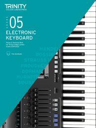 Electronic Keyboard Grade 5 (2019-2022)
