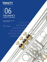 Trumpet, Cornet & Flugelhorn Grade 6 (2019-2022)