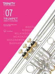 Trumpet, Cornet & Flugelhorn Grade 7 (2019-2022)
