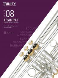 Trumpet, Cornet & Flugelhorn Grade 8 (2019-2022)