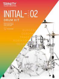 Drum Kit 2020-2023: Initial-Grade 2