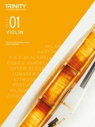 Violin Exam Pieces 2020-2023: Grade 1