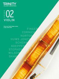 Violin Exam Pieces 2020-2023: Grade 2