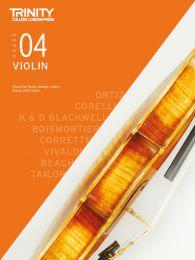Violin Exam Pieces 2020-2023: Grade 4