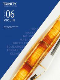 Violin Exam Pieces 2020-2023: Grade 6