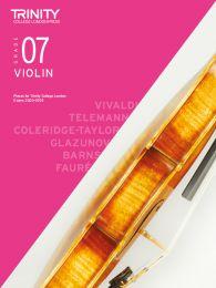 Violin Exam Pieces 2020-2023: Grade 7