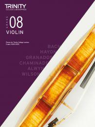 Violin Exam Pieces 2020-2023: Grade 8