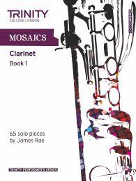 Mosaics - Clarinet Book 1