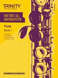 Musical Moments - Flute Book 1