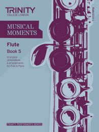 Musical Moments - Flute Book 5