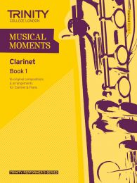 Musical Moments - Clarinet Book 1