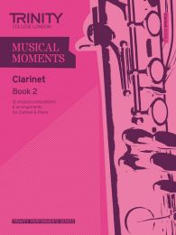 Musical Moments - Clarinet Book 2