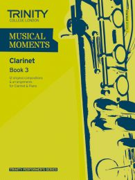 Musical Moments - Clarinet Book 3