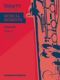 Musical Moments - Clarinet Book 4