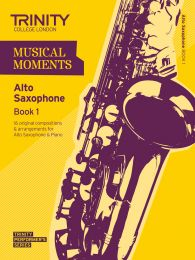 Musical Moments - Alto Sax Book 1