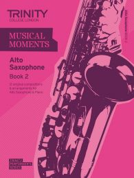 Musical Moments - Alto Sax Book 2