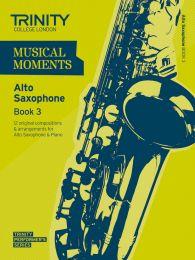 Musical Moments - Alto Sax Book 3