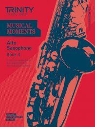 Musical Moments - Alto Sax Book 4