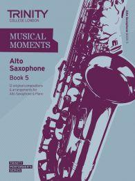 Musical Moments - Alto Sax Book 5