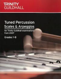 Tuned Percussion Scales & Arpeggios (2007)