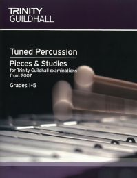 Tuned Percussion Exam Pieces and Studies